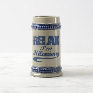 Hilarante Jarra De Cerveza