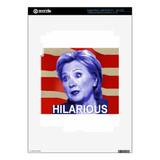 Hilarious 2016 iPad 3 decal