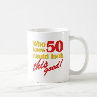 Hilarious 50th Birthday Gifts Coffee Mug