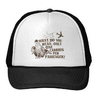 Hilarious Airline Joke Shirt Hat