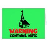Hilarious atheist card