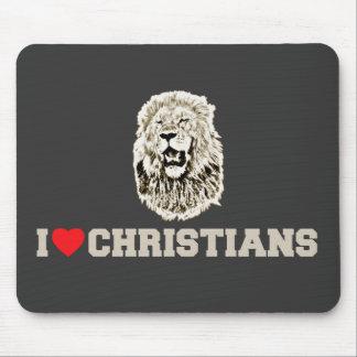 Hilarious atheist mouse pad