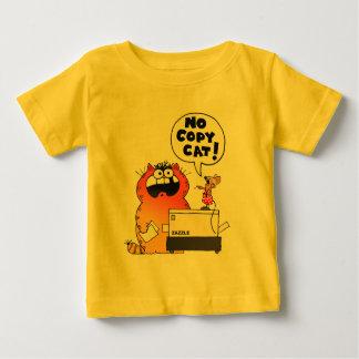 Hilarious Cartoon Cat T Shirt