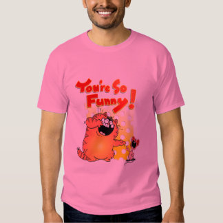 Hilarious Cat + Mouse | Funny Cat and Mouse T-shirt