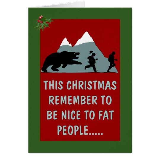 Hilarious Christmas Card