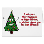 Hilarious Christmas Card for Friends and Family
