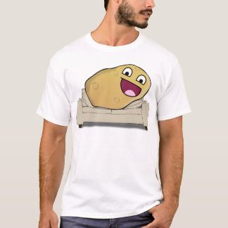Hilarious Couch Potato T-Shirt