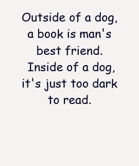 Hilarious dog as man's best friend tee