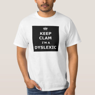 Hilarious dyslexic T-Shirt