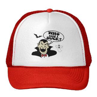 Hilarious Halloween Trucker Hat