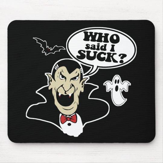 Hilarious Halloween Mouse Pad