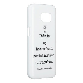 Hilarious Homeschool Cell Phone Cover