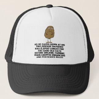 Hilarious joke trucker hat