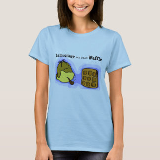 Hilarious Lemons and Waffles Tee