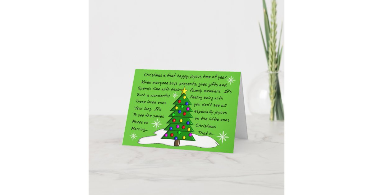 Hilarious Mean and Quirky Christmas Cards | Zazzle.com