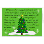 Hilarious Mean and Quirky Christmas Cards