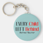 Hilarious Retired Teacher Gifts Key Chain