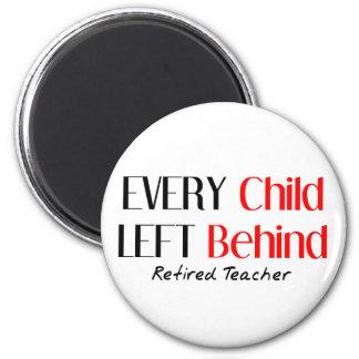 Hilarious Retired Teacher Gifts Magnet