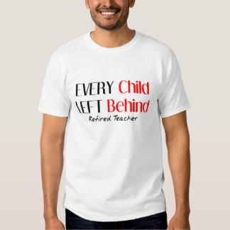 Hilarious Retired Teacher Gifts Shirt