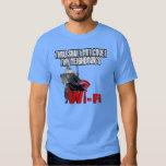 Hilarious wi-fi t shirt