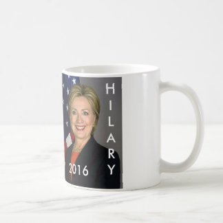 HILARY 2016 COFFEE MUG