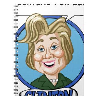 Hilary Clinton Election 2016 Notebook