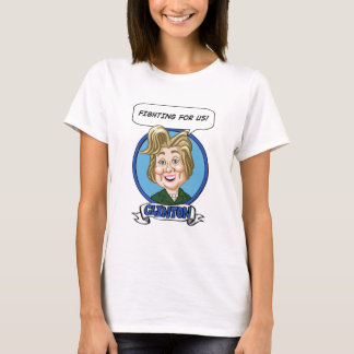 Hilary Clinton Election 2016 T-Shirt
