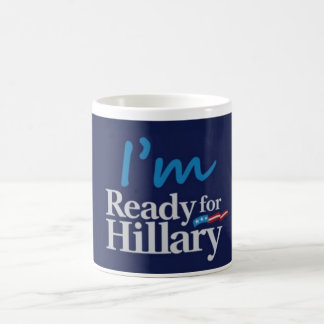 Hilary Clinton For President 2016 mug