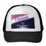 Hilary Clinton para presidente Explosion Gorro De Camionero