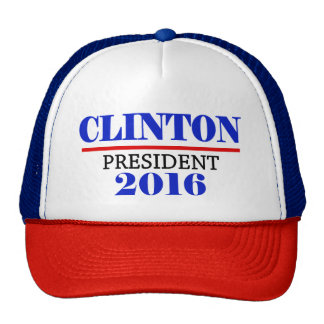 Hilary Clinton President 2016 Trucker Hat