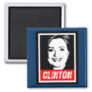 HILARY CLINTON STAMP 2016 REFRIGERATOR MAGNETS