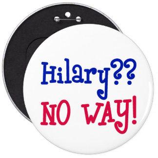 ¿Hilary?? ¡NINGUNA MANERA! Pin