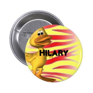 Hilary Pin