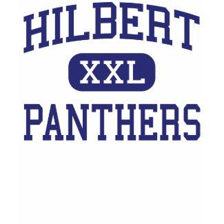 Hilbert - Panthers - Junior - Redford Michigan shirt