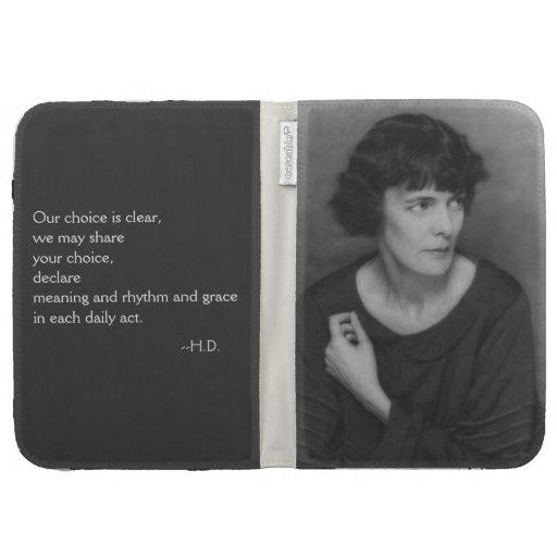 Hilda Doolittle enciende la caja