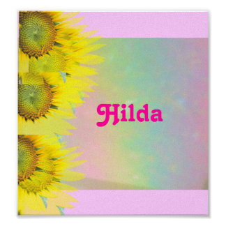 Hilda Póster