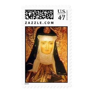 Hildegard von Bingen Sello Postal