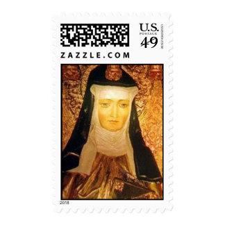 Hildegard von Bingen Stamp