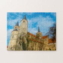 Hildesheim Germany. Jigsaw Puzzle