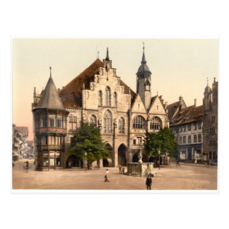 Hildesheim Rathaus Tarjetas Postales