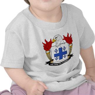 Hildreth Family Crest T Shirt