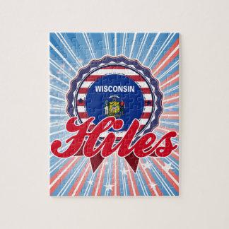 Hiles, WI Puzzle