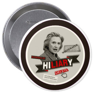 Hiliary 4 Inch Round Button