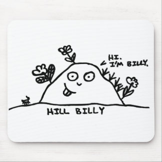 Hill Billy Mouse Pad