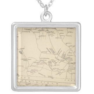 Hill, Canterbury Silver Plated Necklace