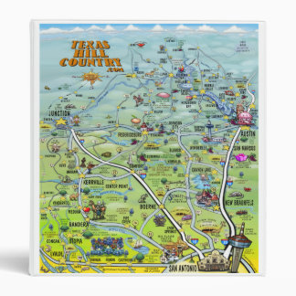 Hill Country Binder