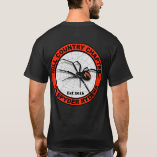 Hill Country Chapter - Red Round Est T-Shirt