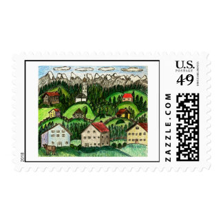 Hill Country Postage