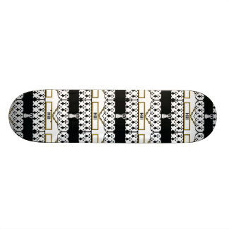Hill Family Crest Skate Board