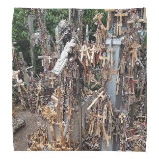 Hill of crosses | bandana